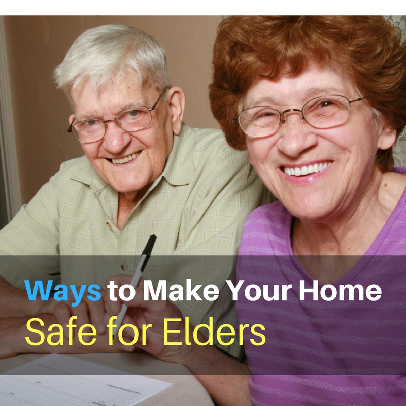 Ways to Make Your Home Safe for Elders