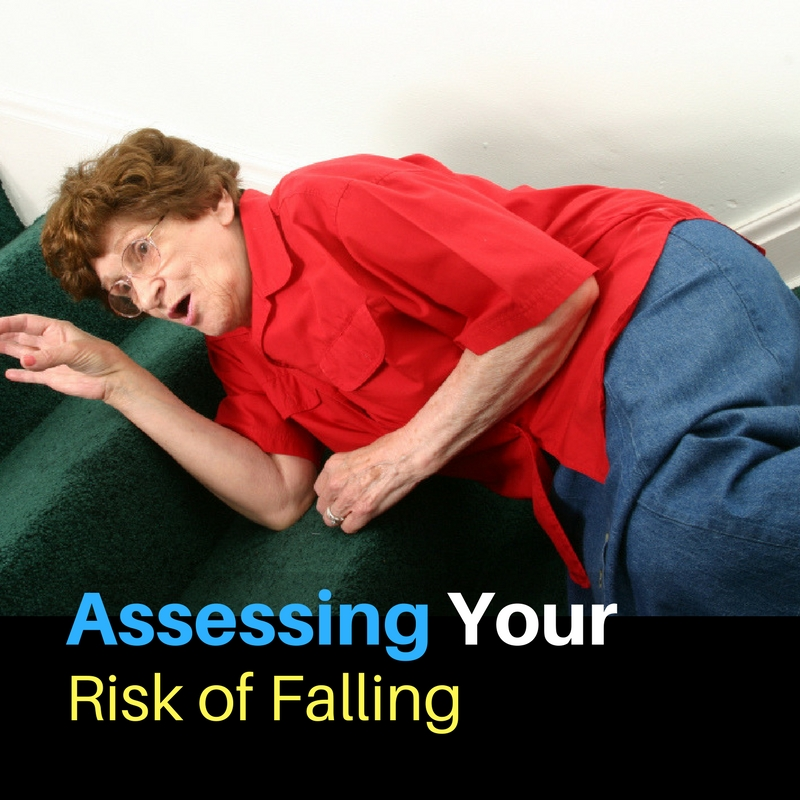 Assessing Your Risk of Falling