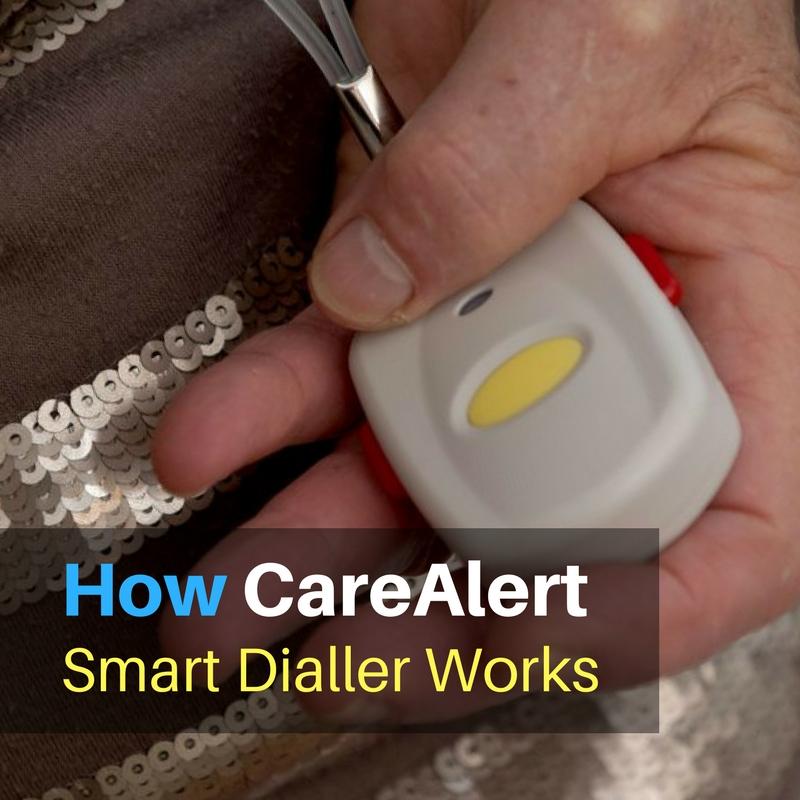 How CareAlert Smart Dialler Work